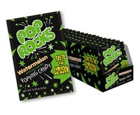 Pop Rocks Watermelon - 24 Count Box