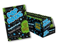 Pop Rocks Tropical Punch - 24 Count Box