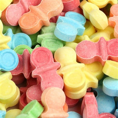 Candy Pacifiers - 5 LB Bag