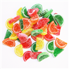 Fruit Slices Mini-  Assorted - 1 LB Bag