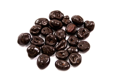72% Dark Chocolate Cranberries - 1 LB Bag