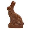 8 oz Solid Milk Chocolate Bunny
