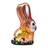 4 oz Long Earred Hollow Milk Chocolate Rabbit (Foil)