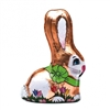 8 oz Long Earred Hollow Milk Chocolate Rabbit (Foil)