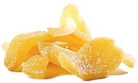 Crystallized Ginger - 1 LB Bag