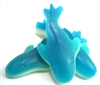 Gummi Killer Sharks - 1 LB Bag