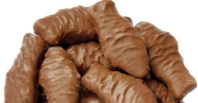 Milk Chocolate Covered Fish - 5 LB Bag