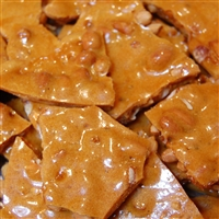 Peanut Brittle - 5 LB Box