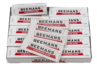 Beemans Chewing Gum -  20 Packs per Box