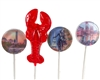 Boston Scene Lollipops (Set of 4)