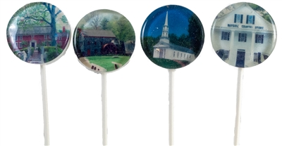 Wayside Area Lollipops (Set of 4)