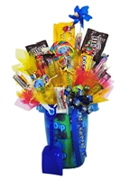 By the Beach Candy Bouquet