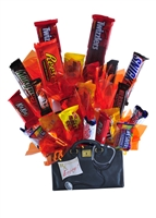 Get Well, Dr's Bag Candy Bouquet