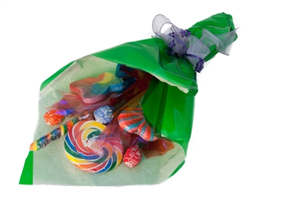 Small Presentation Candy Bouquet