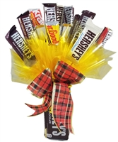 Hershey Candy Bouquet