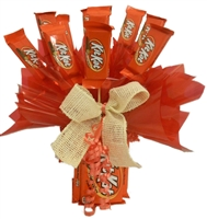 KitKat Candy Bouquet