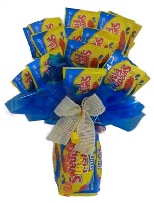 Swedish Fish Candy Bouquet