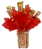 Twix Candy Bouquet