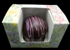 4 oz Raspberry Cream Egg | Dark Chocolate