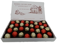Cherry Cordials (Milk & Dark), 16 oz Box
