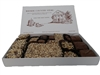 Toffee (Milk, Dark & White), 1 lb Box