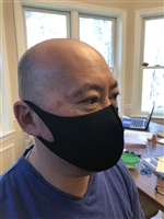 3-D Fashion Mask - Adults