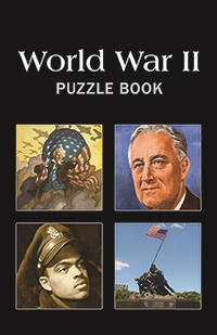 World War II Puzzle Book