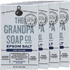 Epsom Salt Soap Bar (4-Pack)