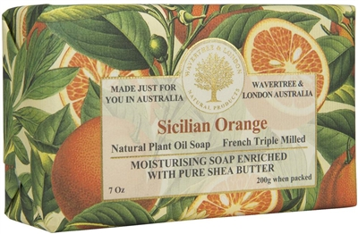 Australian Soap - Wavertree & London - Sicilian Orange