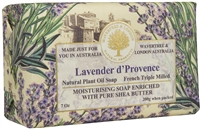 Australian Soap - Wavertree & London - Lavender & d'Provence
