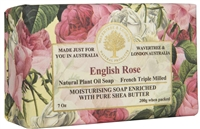 Australian Soap - Wavertree & London - English Rose