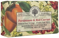 Australian Soap - Wavertree & London - Persimmon & Red Currant