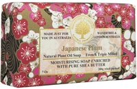 Australian Soap - Wavertree & London - Japanese Plum