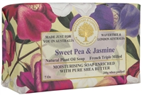 Australian Soap - Wavertree & London - Sweet Pea & Jasmine