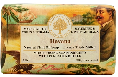 Australian Soap - Wavertree & London - Havana