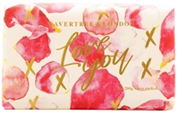 Australian Soap - Wavertree & London - Love You - Petals