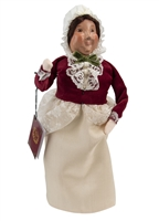 Byers' Choice Caroler - Mrs Fezziwig