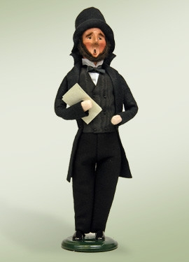 Byers' Choice Caroler - Abraham Lincoln