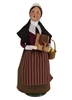 Byers' Choice Caroler - Pilgrim Woman