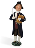 Byers' Choice Caroler -  Thomas Jefferson