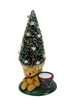 Byers' Choice Caroler - Small Tree with Toys