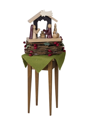 Byers' Choice  - Nativity Table