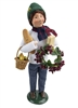 Byers' Choice Caroler - Market Family Woman