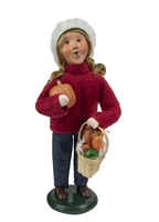 Byers' Choice Caroler - Market Family Girl