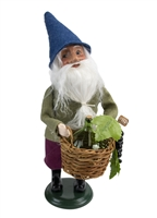 Byers' Choice Caroler - Gnome with Wine