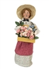 Byers' Choice Caroler - Flower Vendor