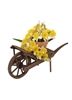 Byers' Choice Caroler - Daffodil Cart