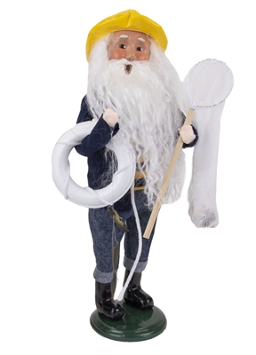Byers' Choice Caroler - Nautical Santa