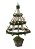 Byers' Choice Caroler - Nautical Hoop Tree