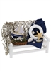 Byers' Choice Caroler - Nautical Bench